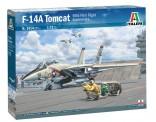 Italeri 01414 F-14A Tomcat Recessed Line Panels