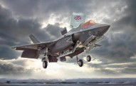 Italeri 01425 F-35B Lightning II V/STOL Version
