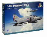 Italeri 01434 Mc Donnell-Douglas Phantom FG.1