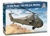 Italeri 02776 HUS-1 Sea Horse / UH-34D