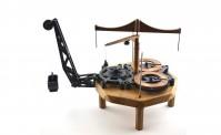 Italeri 03111 Leonard DaVinci Flying Pendulum Clock