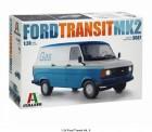 Italeri 03687 Ford Transit Mk. II