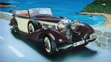 Italeri 03701 Mercedes Benz 540K
