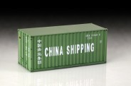Italeri 03888 Schiffs-Container 20ft