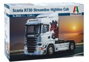 Italeri 03932 SCANIA R730 Streamline Highline Cab