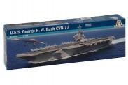 Italeri 05534 U.S.S George H.W. Busch CVN77