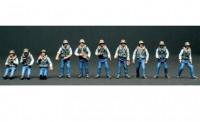 Italeri 05606 Figuren-Set Crew (10) ELCO 80 PT