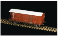 Italeri 08703 Güterwagen F mit Bremserhaus
