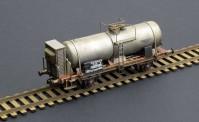 Italeri 08706 Eisenbahnwagen: Tankwagen