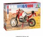 Italeri 104641 BMW 1000 GS Dakar 1985