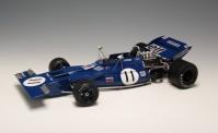 Ebbro 20007 Tyrrell 003 - (1970) Monaco GP