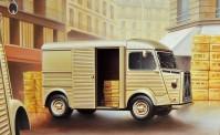 Ebbro 25007 Citroen H Transporter