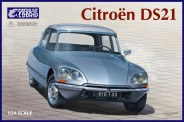 Ebbro 25009 Citroen DS21
