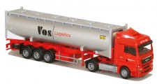 AWM 74462 MAN TGX XLX 40ft Silocontainer-SZ Vos