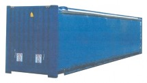 AWM 90652 45ft Openside Container