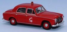 SAI 6221 Peugeot 403 Limousine sapeurs pompiers