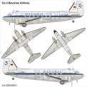 Airpower87 200009001 Douglas C-47 Bavaria Airlines