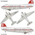 Airpower87 200009002 Douglas DC-3 Swissair