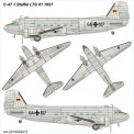 Airpower87 221600201 Douglas C-47 BW