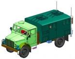Armour87 111207051 Borgward B2000 A/O FuKW