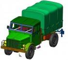 Armour87 111207081 Borgward B2000 A/O LKW 0,75t. P/P BW