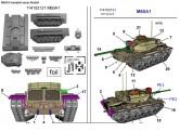 Armour87 114102121 M60A1 - komplett neues Modell