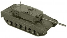 Armour87 211100191 LEOPARD 2A0 Kampfpanzer 120mm/L44
