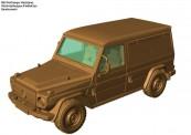 Armour87 211200341 MB Wolf Werkstattwagen