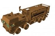 Armour87 211200411 MAN MULTI 2 FSA mit WEW Tankcontainer
