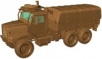 Armour87 224200101 MTVR Mk.23 Pritsche/Pl. USMC