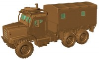 Armour87 224200121 MTVR Mk.23 MAS gepanzert USMC
