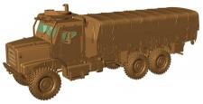 Armour87 224200161 MTVR Mk.27 Pritsche/Pl. gepanzert USMC