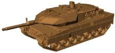 Armour87 229100011 Kampfpanzer Leopard 2A5 NL