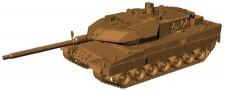 Armour87 229100021 Kampfpanzer Leopard 2A6 NL