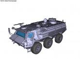 Armour87 2FUPIOFTA FUCHS 1A8A4 Pioniertrupp in NATO-FTA