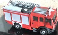 Armour87 2GEBBRL11 MAN / ZIEGLER Löschfahrzeug Gebäudebrand