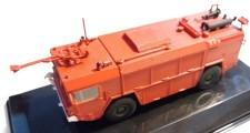 Armour87 2TROLFROT FAUN TroLF 3000 in roter Farbgebung