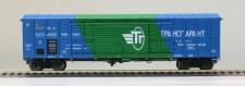 R-Land 10115 TR gedeckter Güterwagen Ep.5/6
