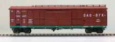 R-Land 10127 OAO gedeckter Güterwagen Ep.5/6