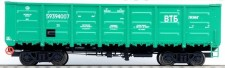 R-Land 20303 RZD offener Güterwagen 4-achs Ep.5/6