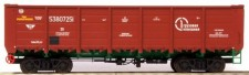 R-Land 20501 RZD offener Güterwagen 4-achs Ep.5/6