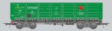 R-Land 20504 RZD offener Güterwagen 4-achs Ep.5/6