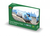 Brio 33506 Batterie Reisezug blau