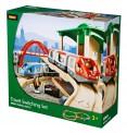Brio 33512 Großes Bahn Reisezug-Set