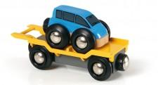 Brio 33577 Autotransporter mit Rampe