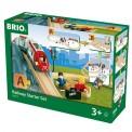 Brio 33773 Eisenbahn Starter Set A