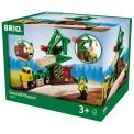Brio 33774 Sägewerk mit Licht und Sound