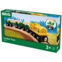 Brio 33775 Holz Transportzug
