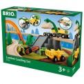 Brio 33789 Brio Bahn Waldarbeiter Set