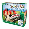 Brio 33873 Smart Tech: Reisezug Set